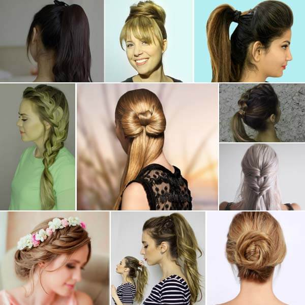 Top 10 hairstyle for girls