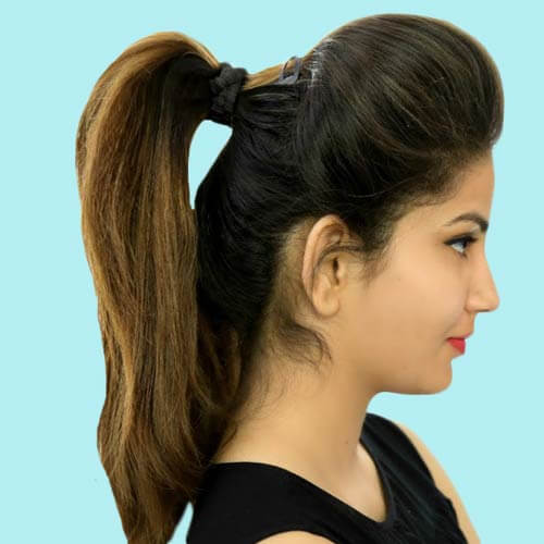 Hacks To Grow Your Ponytail To The Next Level