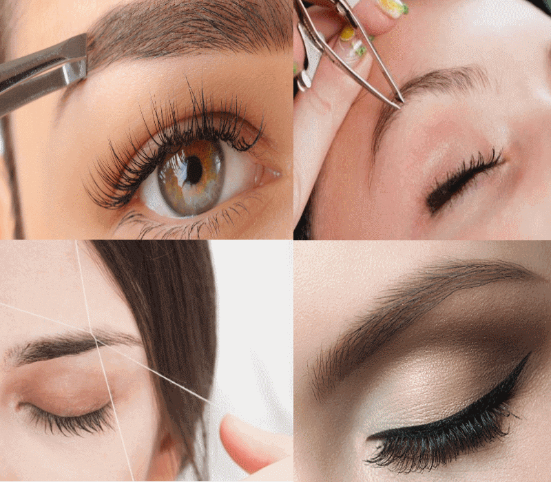How To Perfectly Groom Your Eyebrows At Home