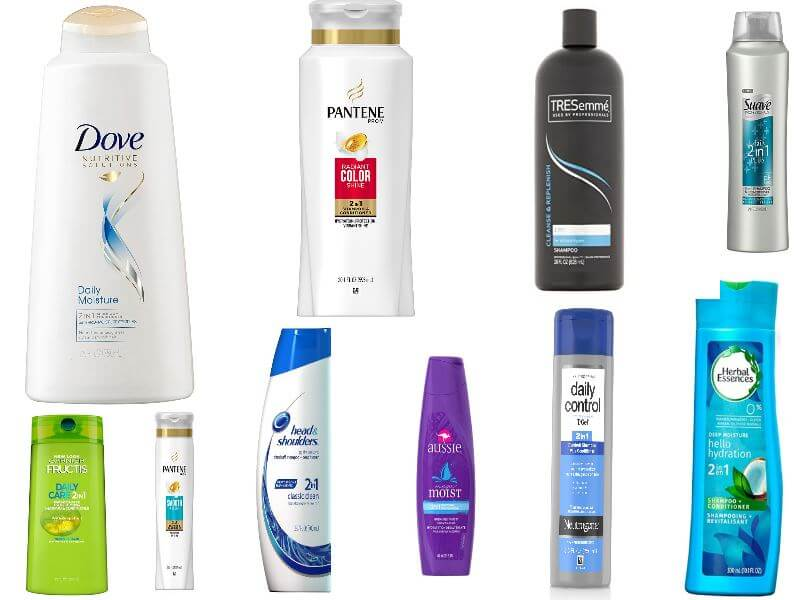 10 Best 2 in 1 Shampoo + Conditioner To Buy In 2019