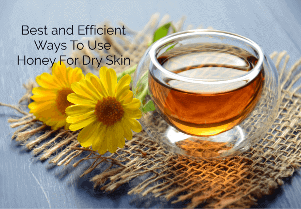 Best and Efficient Ways To Use Honey For Dry Skin